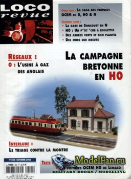 Loco-Revue №663 (October 2002)