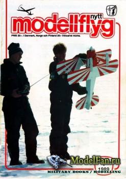 ModellFlyg Nytt №1 (1989)