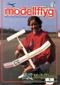 ModellFlyg Nytt №2 (1989)