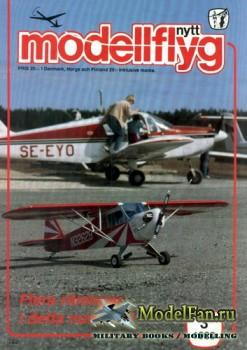 ModellFlyg Nytt №3 (1989)