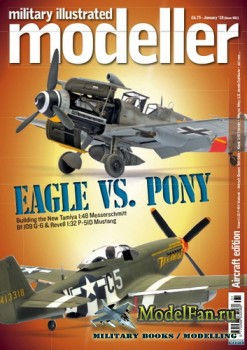 Military Illustrated Modeller №81 (January 2018)