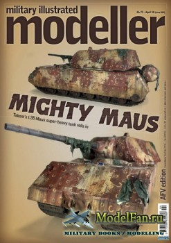 Military Illustrated Modeller №84 (April 2018)