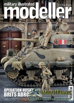 Military Illustrated Modeller №90 (October 2018)