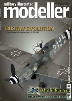Military Illustrated Modeller №91 (November 2018)