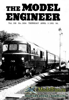 Model Engineer Vol.106 No.2654 (3 April 1952)