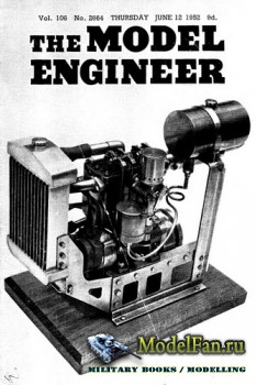 Model Engineer Vol.106 No.2664 (12 June 1952)