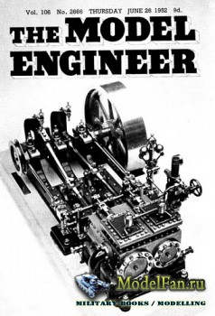 Model Engineer Vol.106 No.2666 (26 June 1952)