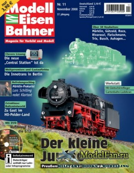 Modell Eisenbahner 11/2008