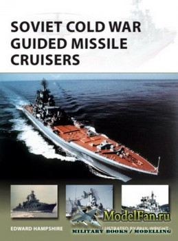 Osprey - New Vanguard 242 - Soviet Cold War Guided Missile Cruisers