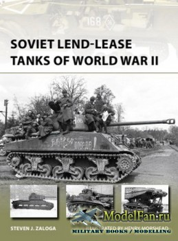 Osprey - New Vanguard 247 - Soviet Lend-Lease Tanks of World War II