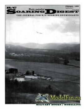 Radio Controlled Soaring Digest Vol.16 No.2 (February 1999)