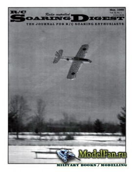 Radio Controlled Soaring Digest Vol.16 No.5 (May 1999)