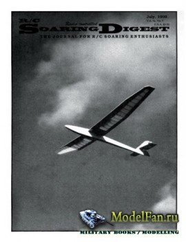 Radio Controlled Soaring Digest Vol.16 No.7 (July 1999)