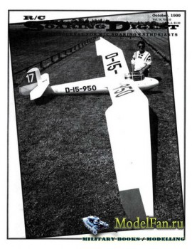 Radio Controlled Soaring Digest Vol.16 No.10 (October 1999)