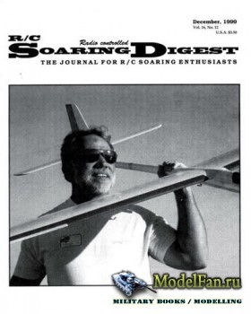 Radio Controlled Soaring Digest Vol.16 No.12 (December 1999)