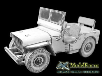 Exclusive Models 07/08 - Willys Jeep MB