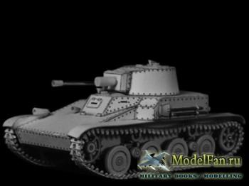 Exclusive Models 09/01 - 4TP (PZInż 140)