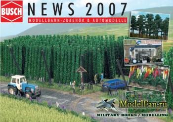 Busch News за 2007 год