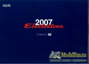 Electrotren за 2007 год
