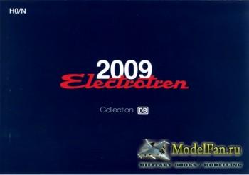 Electrotren за 2009 год