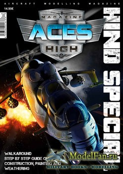Aces High Magazine Hind Special