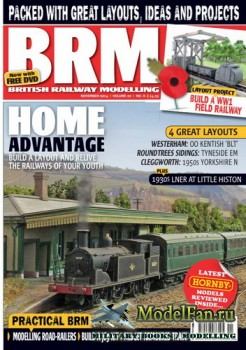 British Railway Modelling Vol.22 No.8 (November 2014)