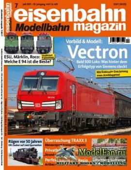 Eisenbahn Magazin 7/2017