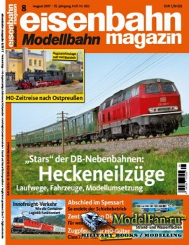 Eisenbahn Magazin 8/2017