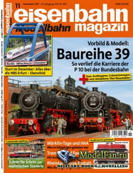 Eisenbahn Magazin 11/2017