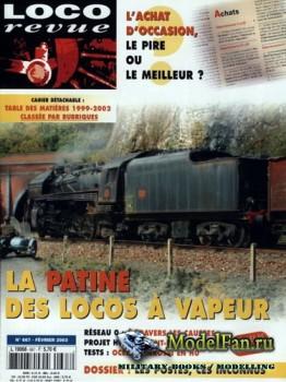 Loco-Revue №667 (February 2003)