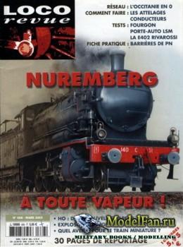 Loco-Revue №668 (March 2003)