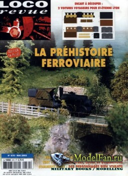 Loco-Revue №670 (May 2003)