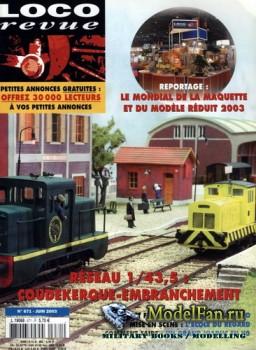 Loco-Revue №671 (June 2003)