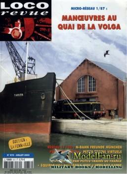 Loco-Revue №672 (July 2003)