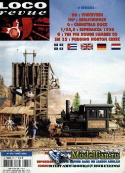 Loco-Revue №673 (August 2003)