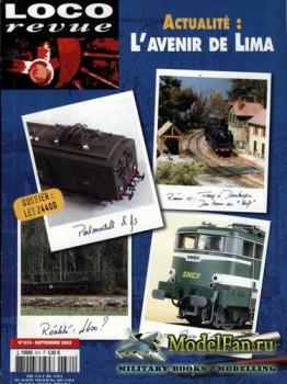 Loco-Revue №674 (September 2003)