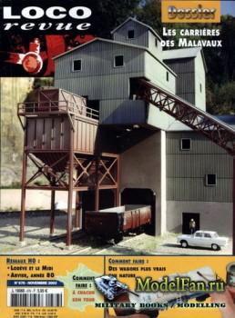 Loco-Revue №676 (November 2003)
