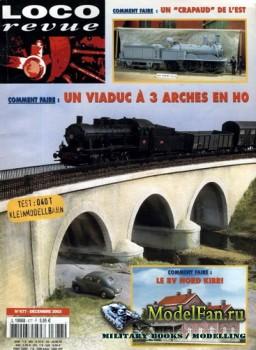 Loco-Revue №677 (December 2003)