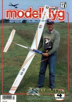 ModellFlyg Nytt №4 (1990)