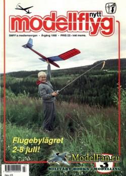 ModellFlyg Nytt №3 (1990)