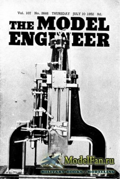 Model Engineer Vol.107 No.2668 (10 July 1952)