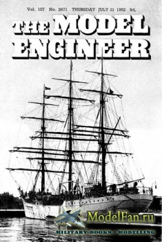 Model Engineer Vol.107 No.2671 (31 July 1952)