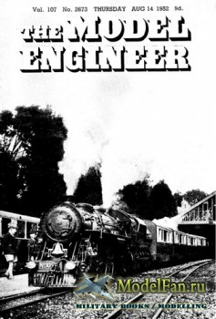 Model Engineer Vol.107 No.2673 (14 August 1952)
