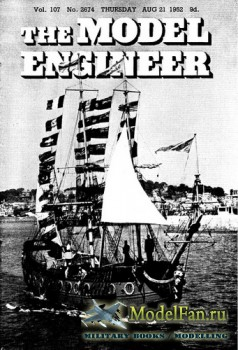 Model Engineer Vol.107 No.2674 (21 August 1952)