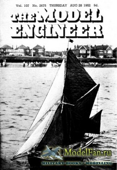Model Engineer Vol.107 No.2675 (28 August 1952)
