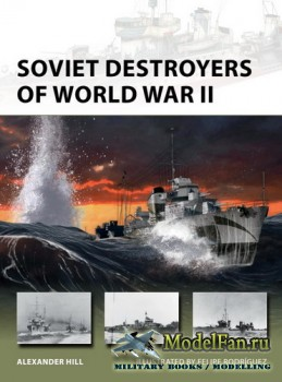 Osprey - New Vanguard 256 - Soviet Destroyers of World War II