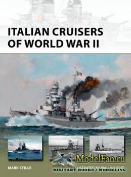 Osprey - New Vanguard 258 - Italian Cruisers of World War II