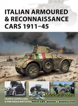Osprey - New Vanguard 261 - Italian Armoured & Reconnaissance Cars 1911–194 ...