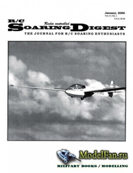 Radio Controlled Soaring Digest Vol.17 No.1 (January 2000)