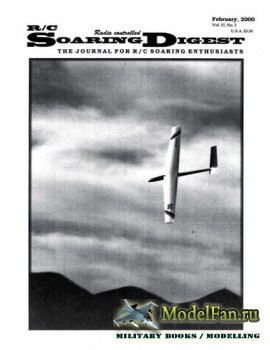 Radio Controlled Soaring Digest Vol.17 No.2 (February 2000)